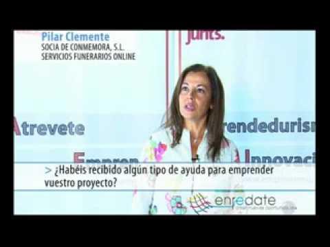 Dña. Pilar Clemente, Socia de COMMEMORA SL.