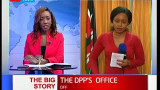 The Evolution of the DPP's office; the successes and challenges of the office since 2010