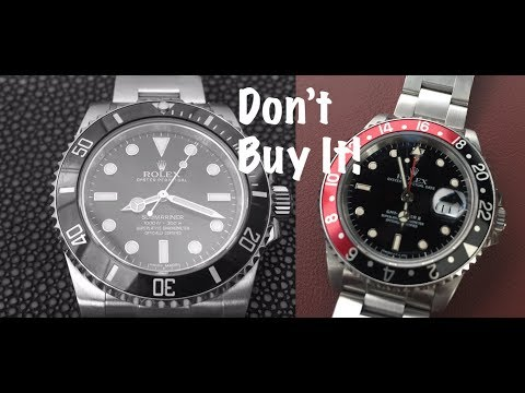 Don't Buy a Rolex Submariner Until You Look At A GMT Master