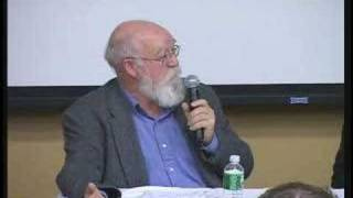 Part 13 - Dinesh D'Souza Debates Daniel Dennett