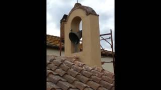 preview picture of video 'Campana San Sebastiano Istia d'Ombrone'