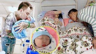 Vợ trẻ của ca sĩ Lâm Chấn Huy sinh con trai đầu lòng sau đám cưới BÍ MẬT tại quê nhà!