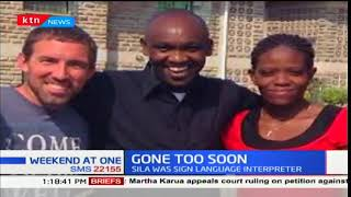 KTN  News fraternity mourns the death of William Sila who succumbed to an illness
