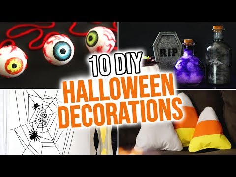 10 DIY Halloween Decoration Ideas – HGTV Handmade
