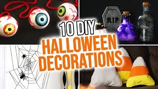 10 DIY Halloween Decoration Ideas - HGTV Handmade