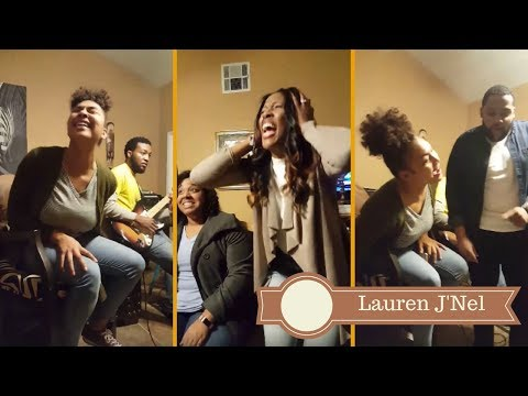 "Bri (Briana) Babineaux and Daphine Bush - ""It's In My Heart"" 