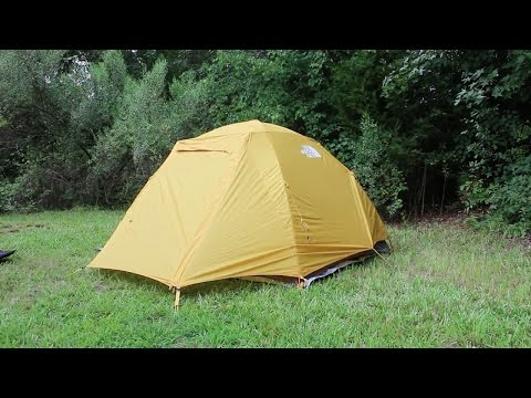 The North Face – Stormbreak 3 Tent Review
