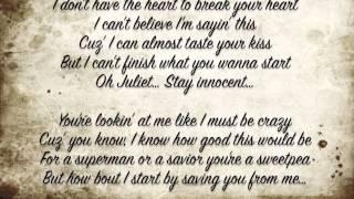Joel Crouse- Oh Juliet (Lyric video)