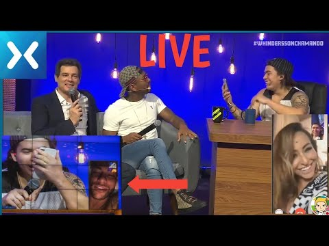live do Whindersson Nunes no mixer