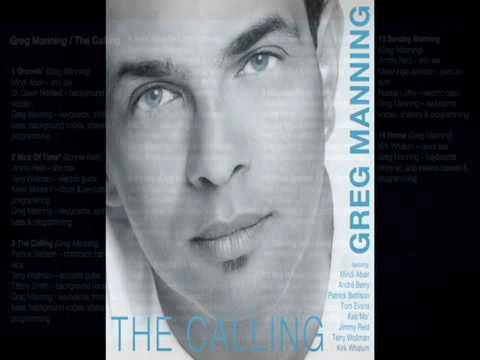 Pre-Release CD Promo: Greg Manning - The Calling