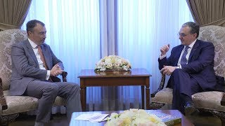 ԱԳ նախարար Զոհրաբ Մնացականյանի հանդիպումը Հարավային Կովկասում և Վրաստանի ճգնաժամի հարցերով ԵՄ հատուկ ներկայացուցչի հետ