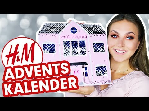 H&M Adventskalender 2019 öffnen! 🌟 Schicki Micki