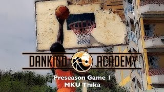 preview picture of video 'Dankind Academy Warriors vs MKU Thika preseason game 1 2014'