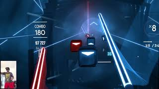 IF YOU WANNA ESCAPE WITH ME - BEATSABER