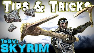 TESV: Skyrim - Tips & Tricks (General)