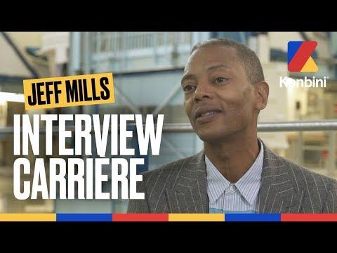 Jeff Mills - La plus grande légende de la techno EVER | Konbini