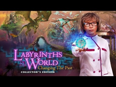 Labyrinths of the World 3: Zurueck in die Vergangenheit