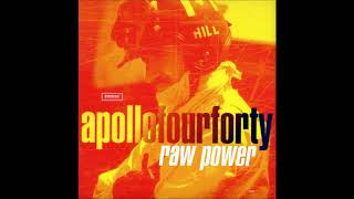 Apollo 440 - Raw Power (House, Breaks, Drum'n'Bass/UK/1997) [Full Album]