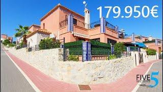 Detached Villa In San Miguel De Salinas/ Alicante/ Property In Spain/ 5 Real Estate/ Costa Blanca