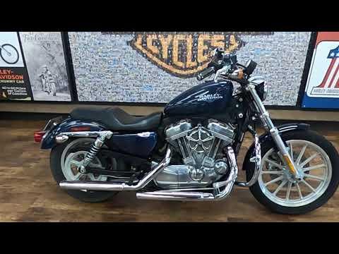 2009 Harley-Davidson® Sportster® 883 Low