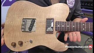 SNAMM '17 Premier Guitar Demo: Envy No1
