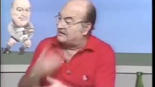 Milton Peruzzi,criador da Mesa Redonda Futebol Debate