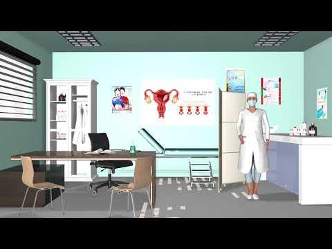 Campagne de sensibilisation et de prévention contre le cancer du col de l'utérus pendant la pandémie Covid19