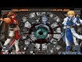 Guilty Gear Xx reload All Characters ps2