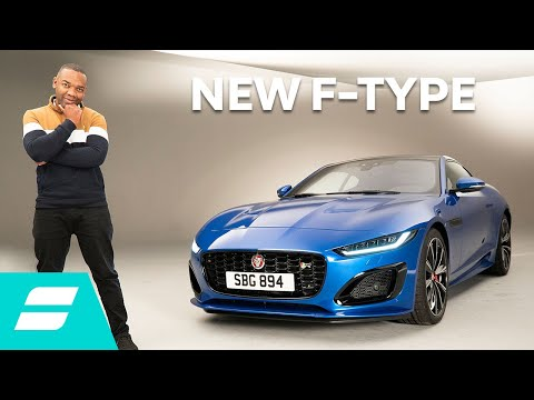 New 2020 Jaguar F-Type: Engine sounds, interior and exterior review