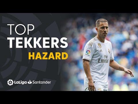 LaLiga Tekkers: Eden Hazard debuta con el Real Madrid en LaLiga Santander 2019/2020