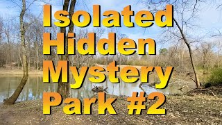 Hidden Mystery Park in Arkansas