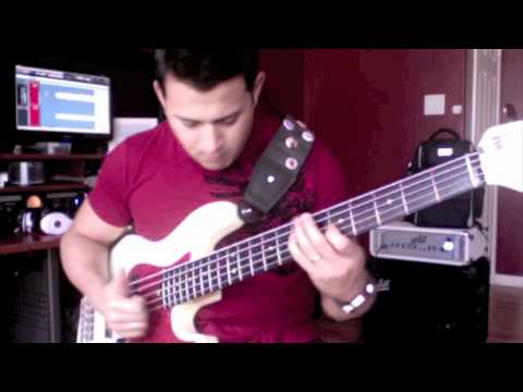 Alleva Coppolo, Slap bass,  Mike X Zuniga, Coalo Zamorano