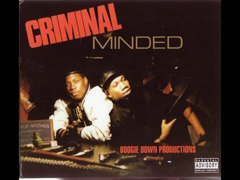 Hip Hop Album Review Part 198: Boogie Down Productions Criminal Minded