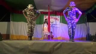 Aye Watan Aye Watan Jalwa Tera Jalwa Super Hit Dance Foji Bhaiyo Ka