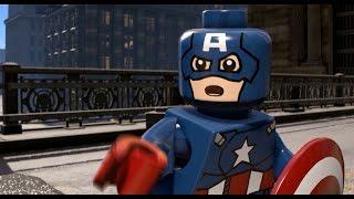 LEGO Marvel's Avengers -  All Cutscenes