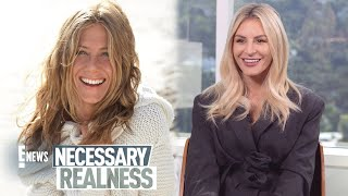 Necessary Realness: Jennifer Aniston Shocks Social Media | E! News