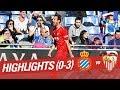 Resumen de RCD Espanyol vs Sevilla FC