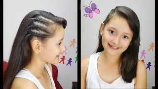 Celebrity (Red Carpet) Inspired Braids | Easy Hairstyles | Hairstyles For Every Occasion