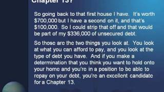 How to Qualify for Chapter 13