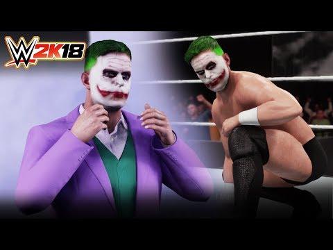 Download WWE 2K18 | Finn Balor (The Joker Paint) HD Mp4 3GP Video and MP3