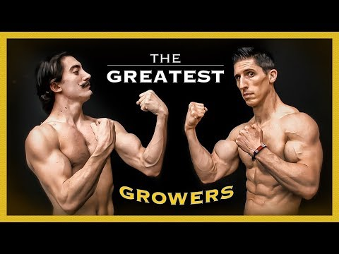 "6 Greatest ""Muscle Growers"" of All Time! (THEN & NOW)"
