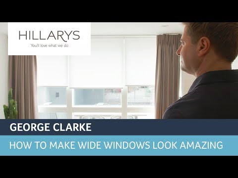 How to make wide windows look amazing