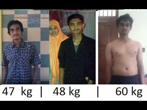 Orang yang berpuasa kehilangan berat badan