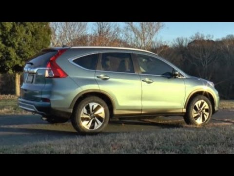 2015 Honda CR-V Video Review