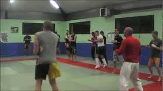preview picture of video 'Association arts martiaux MARTIAL ARTS COMPANY. Aurillac. Cantal. Auvergne.'