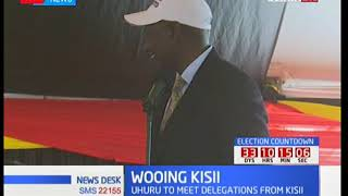 William Ruto's address during the meeting with Gusii leaders in Nakuru