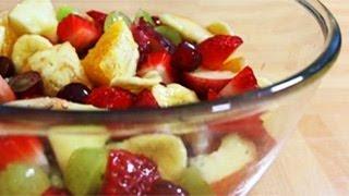 How To Make Fruit Salad