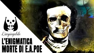 La Morte Di Edgar Allan Poe: Un Inquietante Mistero Irrisolto