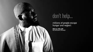 Ibn Ali Miller – #ServingHumanity