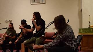 The Wait Is Over by Disciple Acoustic Live